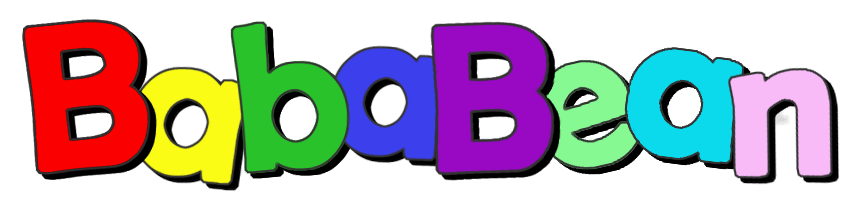 The new and improved Bababean logo