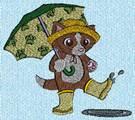 umbrella fox