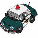 121752 police car